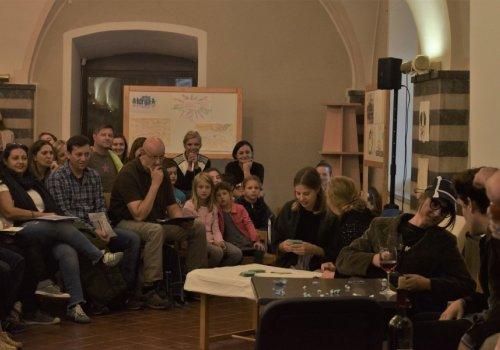 Šolsko-kulturne prireditve kot jih vidi finski prostovoljec