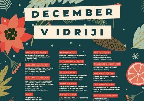 December v Idriji