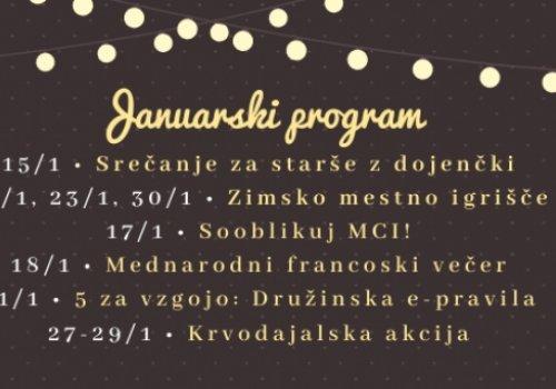 Januarski program