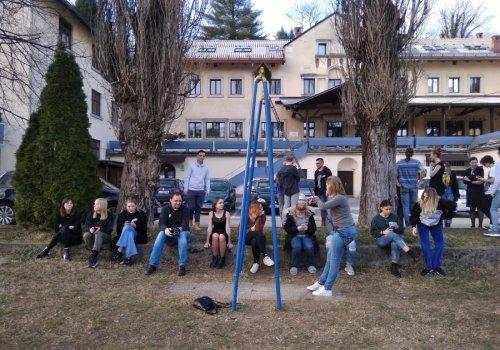 Living in Idrija – Poglejmo mednarodno!