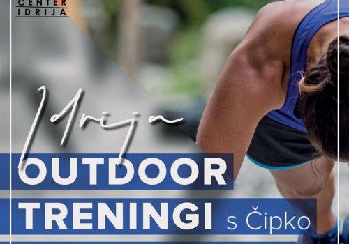 Outdoor treningi s čipko za mlade brezplačno!