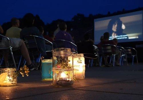 Filmski večeri preteklega poletja