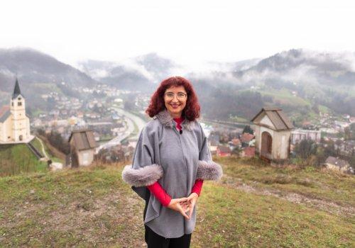 Living in Idrija By Mag. Miranda Groff Ferjančič