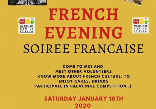 Francoski večer
