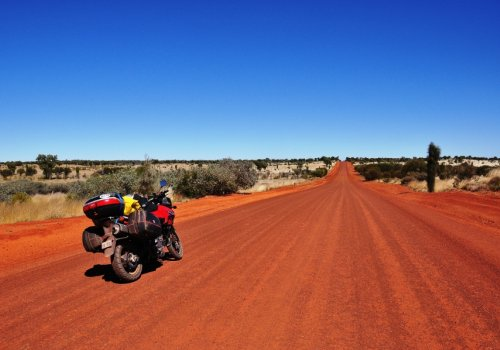 Potopisno predavanje: Po Avstraliji z motorjem