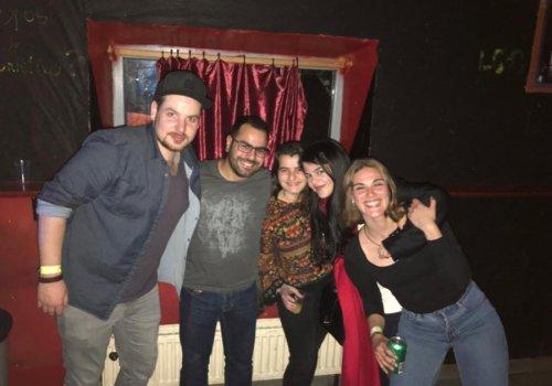 Living in Idrija by mednarodni prostovoljci