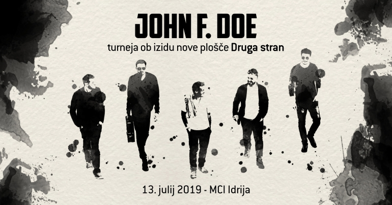 Terasa party: John F. Doe